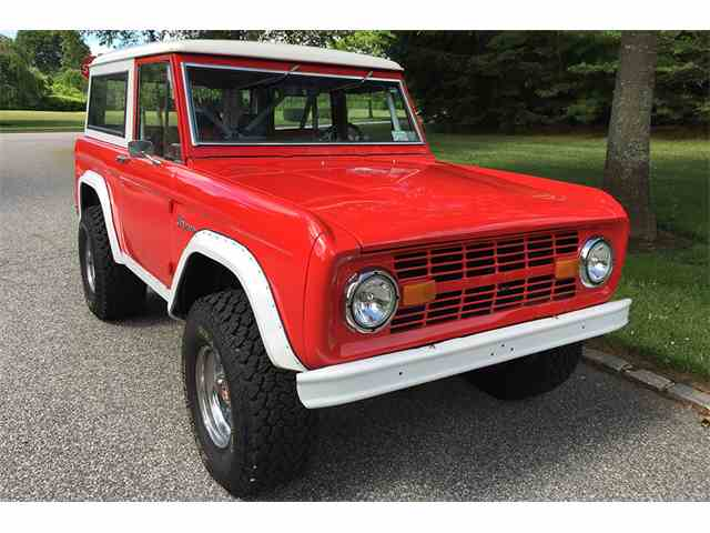 1973 Ford Bronco | 924353