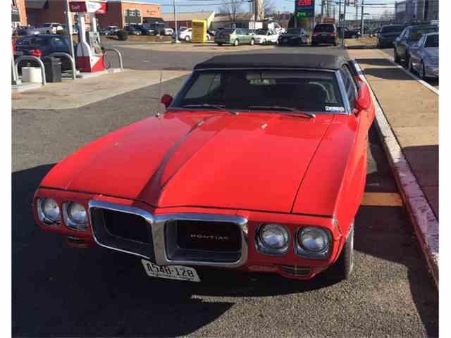 1969 Pontiac Firebird | 924355