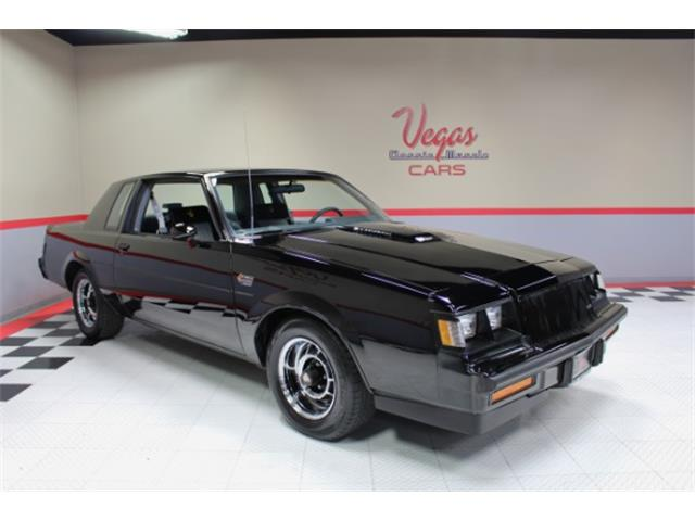 1987 Buick Grand National | 920437