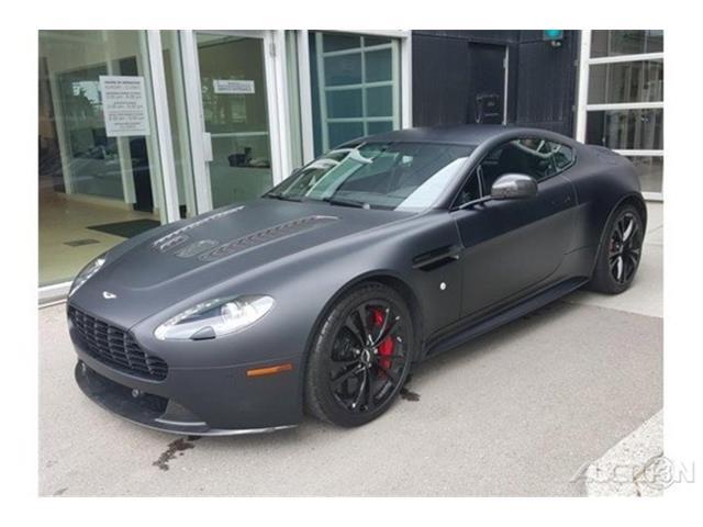 2012 Aston Martin Vantage | 924375