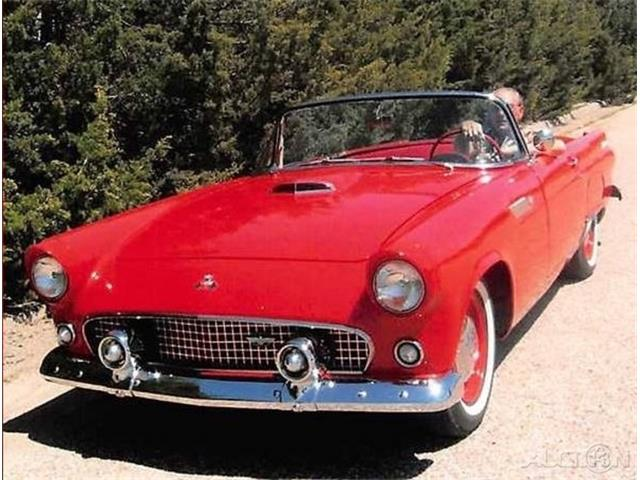 1955 Ford Thunderbird | 924386
