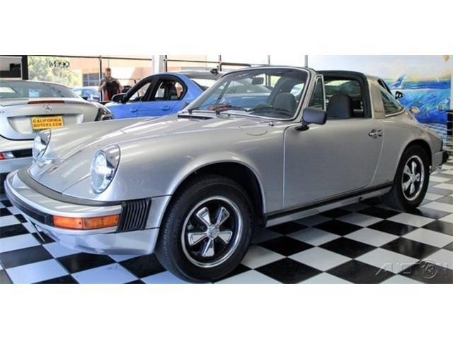 1974 Porsche 911 | 924398