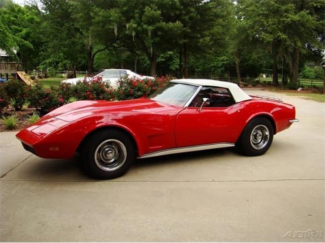 1973 Chevrolet Corvette | 924399