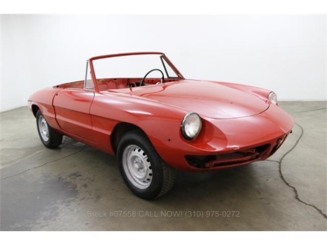 1969 Alfa Romeo Duetto | 920441