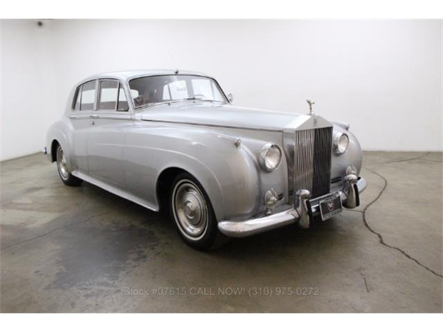 1958 Rolls Royce Silver Cloud I