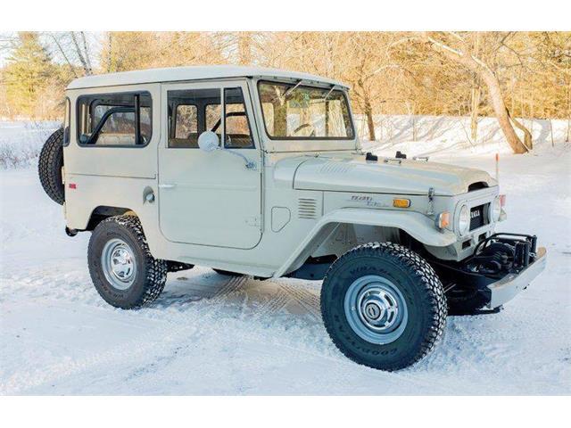 1972 Toyota Land Cruiser FJ | 924427
