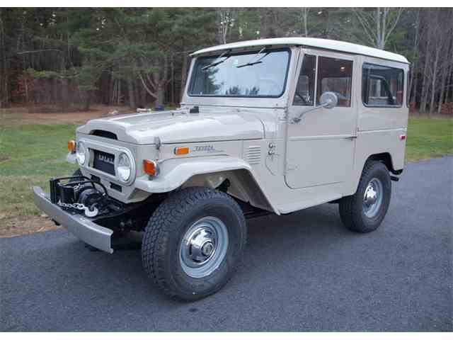 classic toyota land cruiser for sale on 101 available page 2. Black Bedroom Furniture Sets. Home Design Ideas