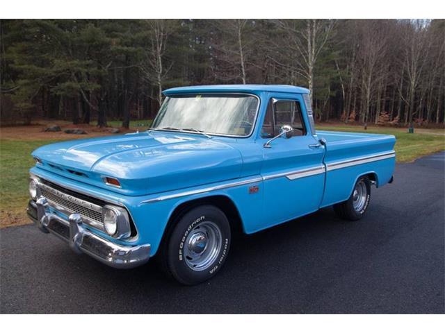 1966 Chevrolet C/K 10 | 924428