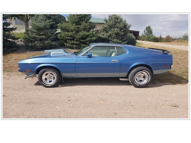 1972 Ford Mustang | 924433