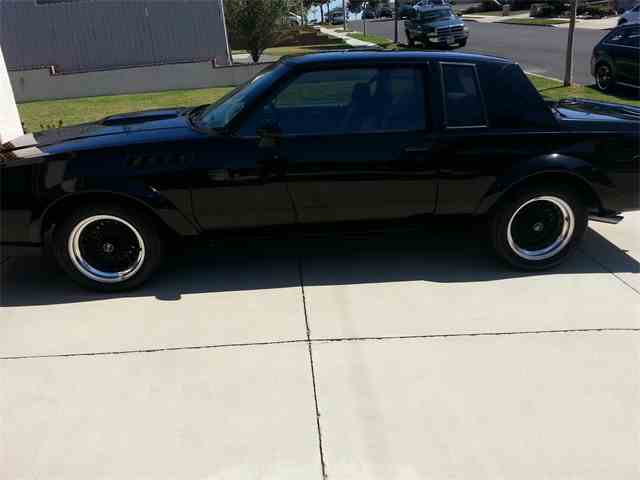 1987 Buick GNX   924434
