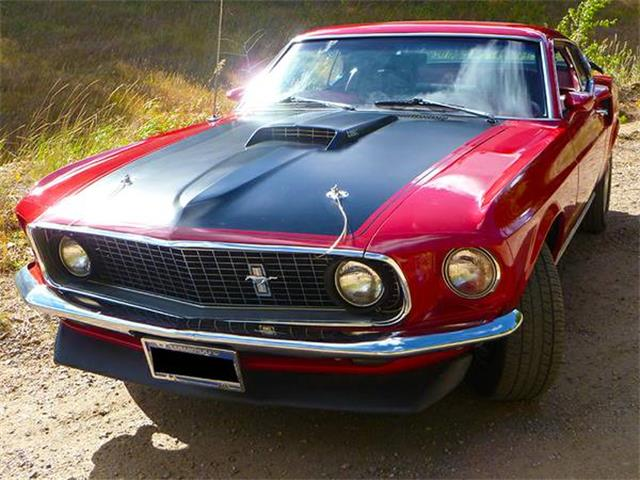1969 Ford Mustang Mach 1 | 924435