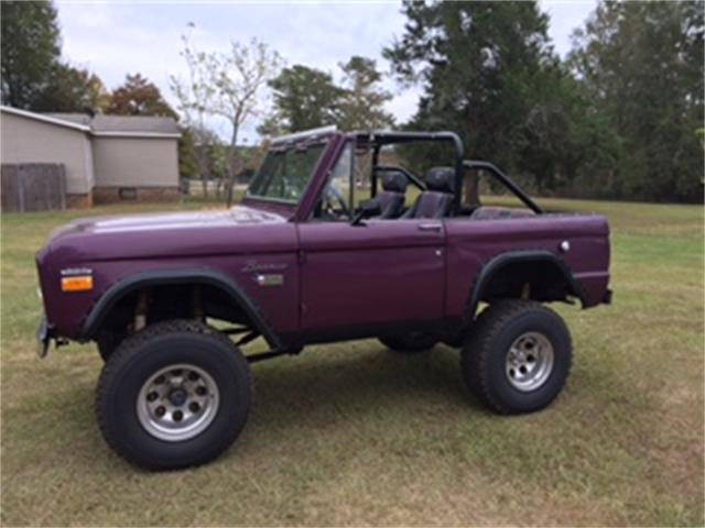 1970 Ford Bronco | 924442