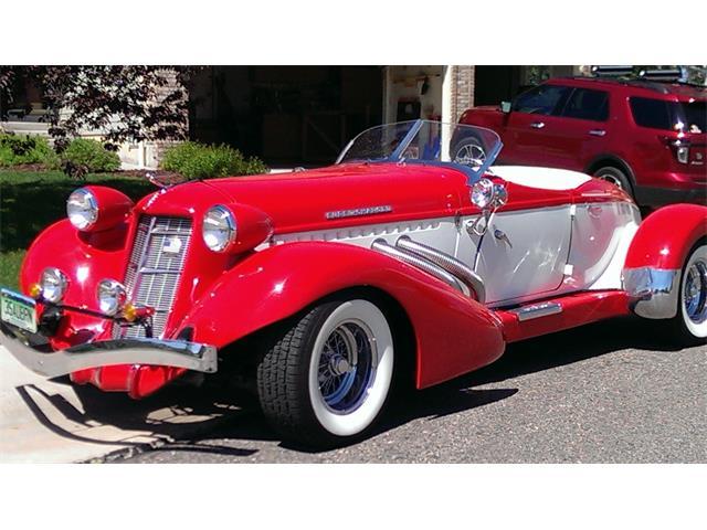1935 Auburn 851 | 924444