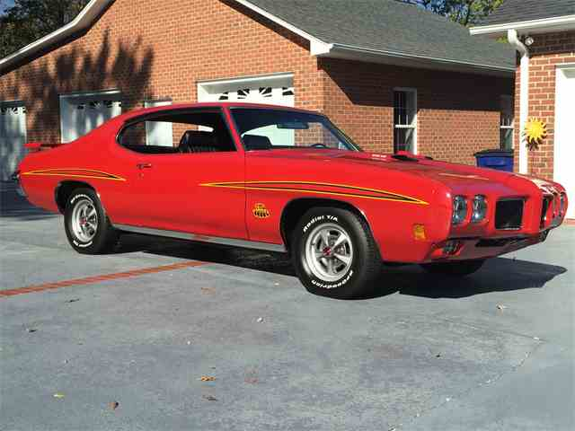 1970 Pontiac GTO (The Judge) | 924446