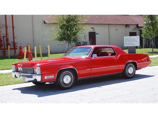 1969 Cadillac Eldorado | 924459
