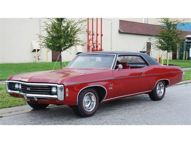 1969 Chevrolet Impala SS | 924461