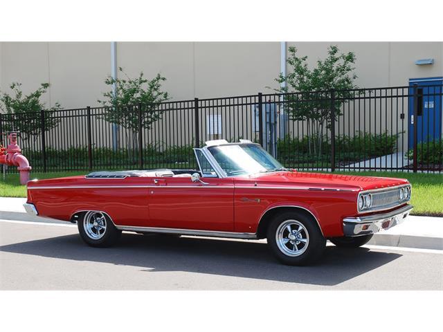 1965 Dodge Coronet | 924463