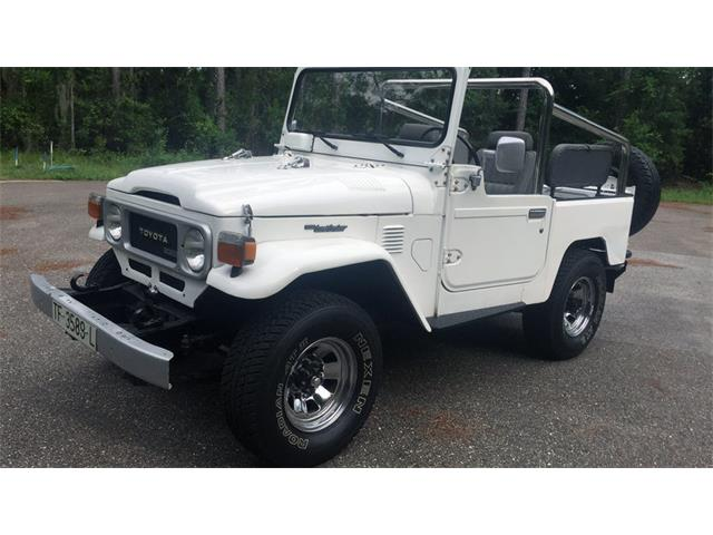 1980 Toyota Land Cruiser BJ | 924465