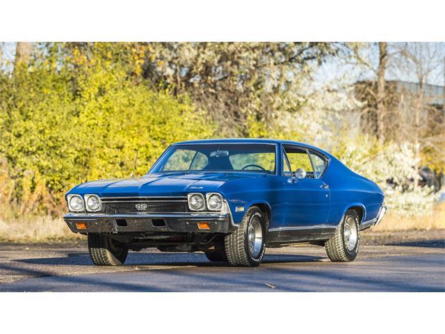 1968 Chevrolet Chevelle SS | 924469