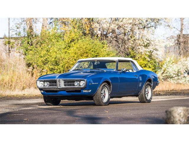 1968 Pontiac Firebird | 924471