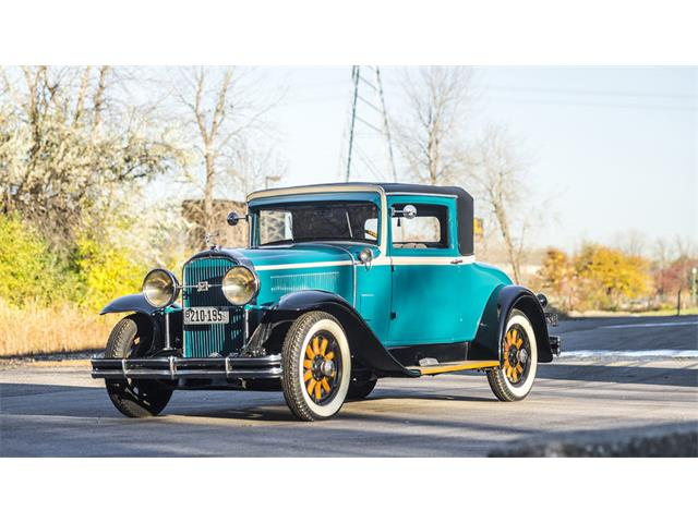 1930 Buick Series 40 | 924478