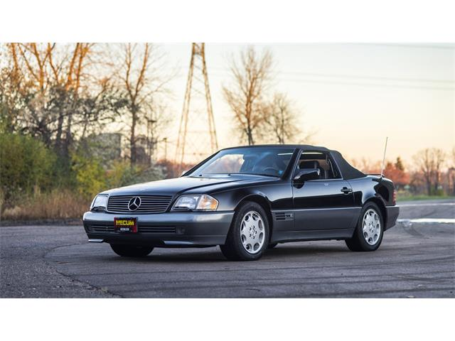 1995 Mercedes-Benz SL600 | 924486