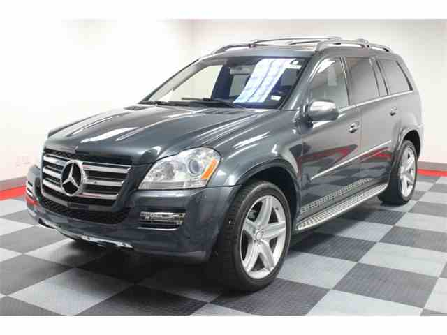2010 Mercedes-Benz GL450 | 924491