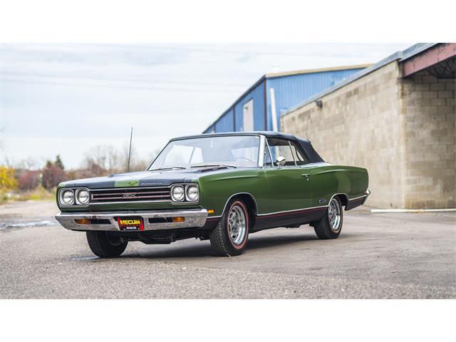 1969 Plymouth GTX | 924492