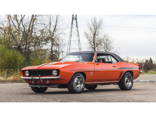 1969 Chevrolet Camaro | 924493