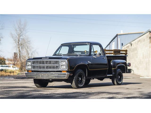 1979 Dodge D100 | 924494