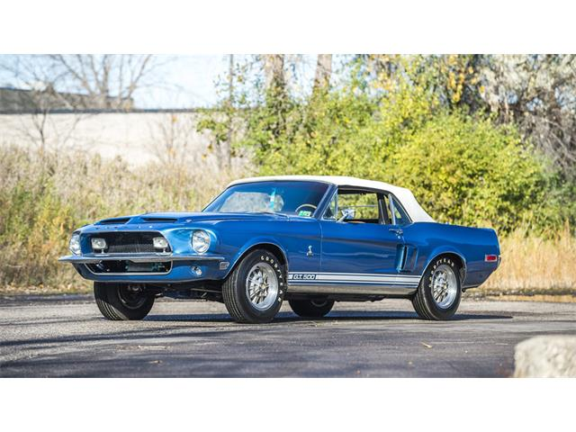 1968 Shelby GT500 | 924498