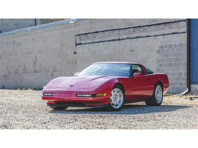 1991 Chevrolet Corvette ZR1 | 924499