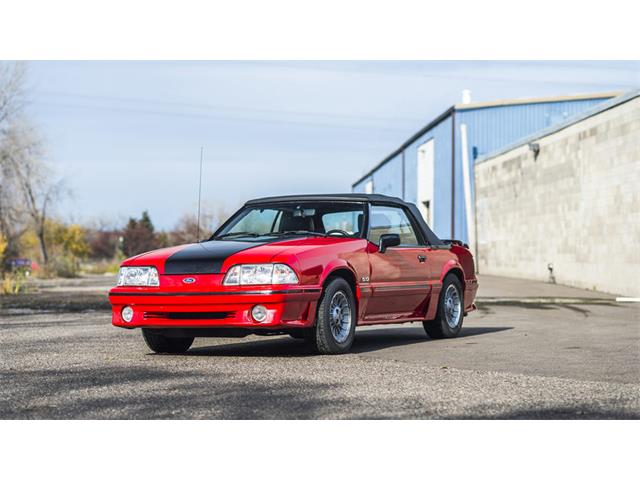 1988 Ford Mustang GT | 924500