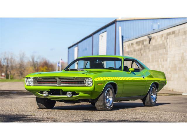 1970 Plymouth Cuda | 924502
