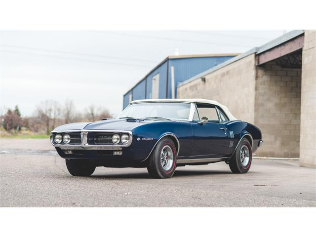 1967 Pontiac Firebird | 924507