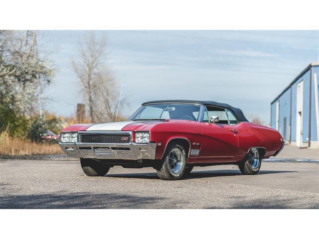 1968 Buick Gran Sport | 924511
