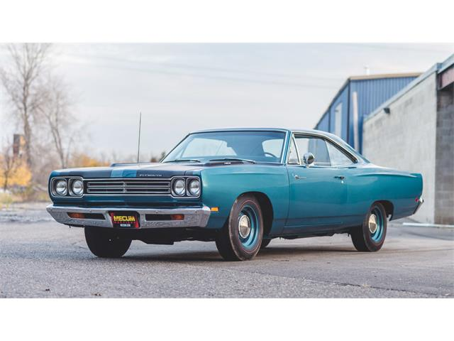 1969 Plymouth Road Runner | 924512