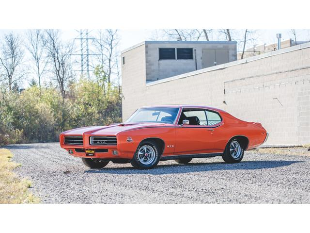 1969 Pontiac GTO (The Judge) | 924515