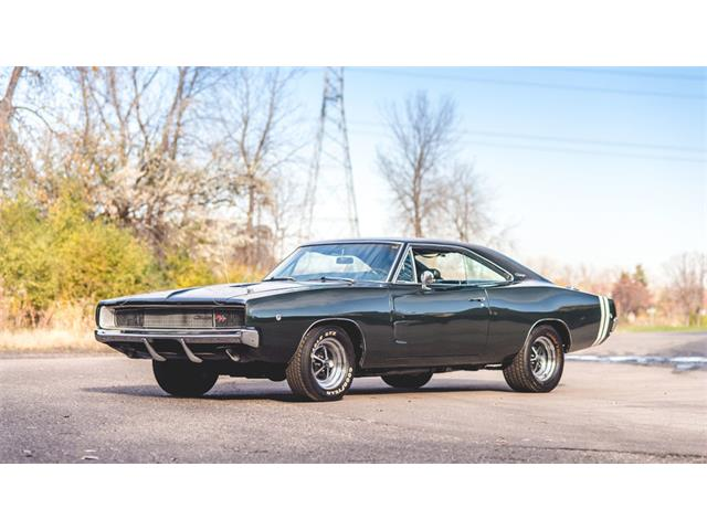 1968 Dodge Charger R/T | 924521