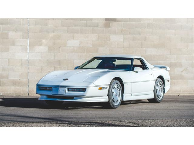 1989 Chevrolet Corvette | 924528