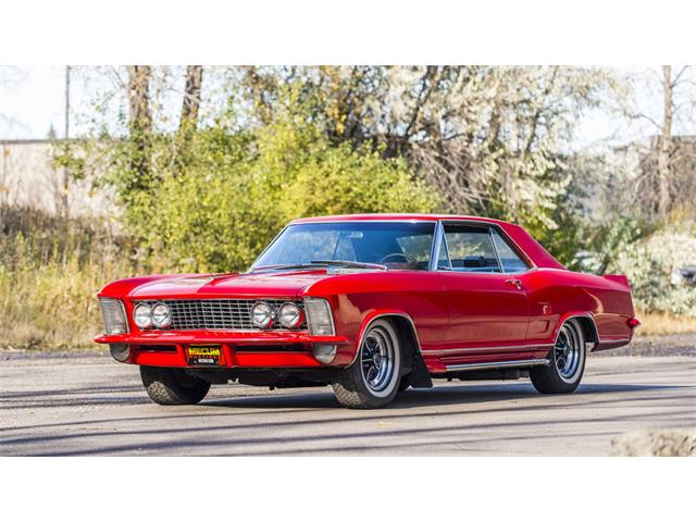 1964 Buick Riviera | 924529