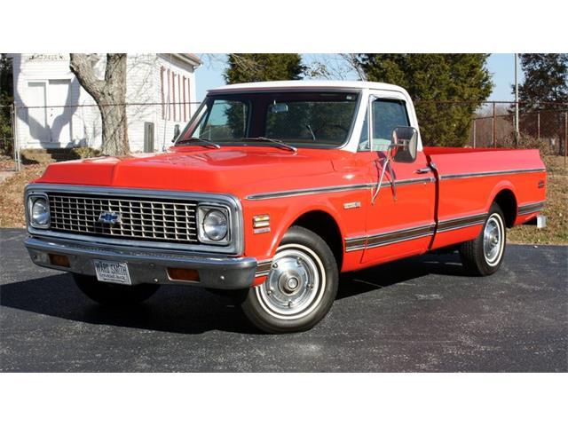 1971 Chevrolet C/K 10 | 924534