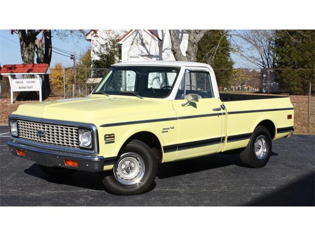 1972 Chevrolet C/K 10 | 924536
