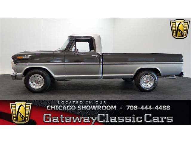 1968 Ford F100 | 924538