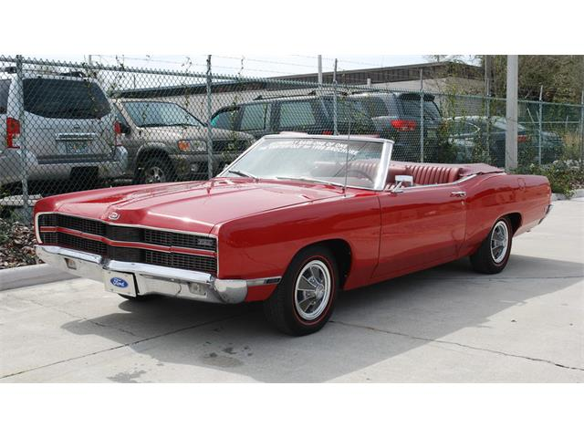1969 Ford Galaxie XL | 924546