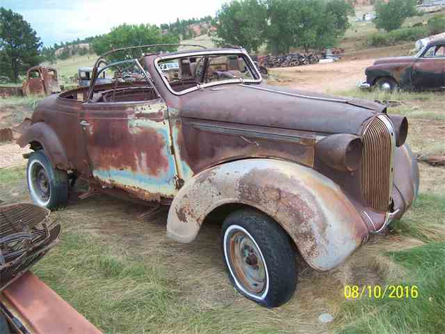 1938 Plymouth Convertible | 924549