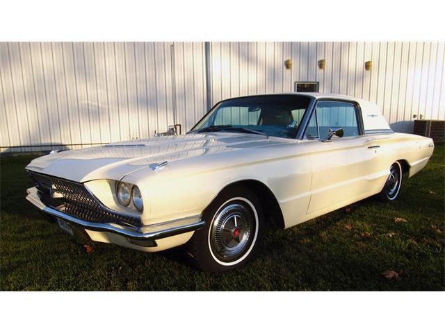 1966 Ford Thunderbird | 924550
