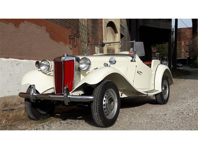 1952 MG TD | 924557