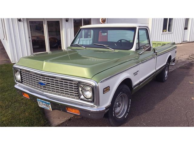 1972 Chevrolet C/K 10 | 924558