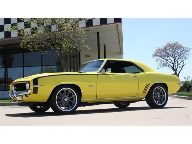 1969 Chevrolet Camaro | 924563
